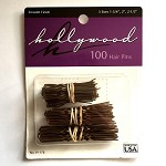 ha242 3 Sizes Hollywood Hair Pins (100pc.)